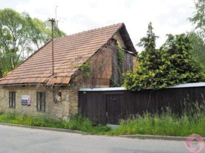 Prodej chalupy se stodolou a malou zahradou v Bystré u Poličky