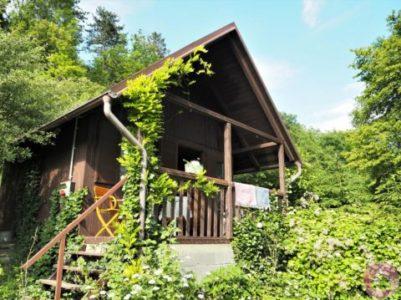 Prodej chaty s velkou zahradou ve Vinicích u Vysokého Mýta