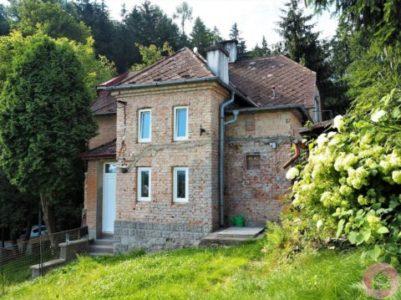 Pronájem vily v Ústí nad Orlicí