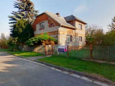 Prodej RD se zahradou, garáží a zahradním domkem v obci Syrovátka