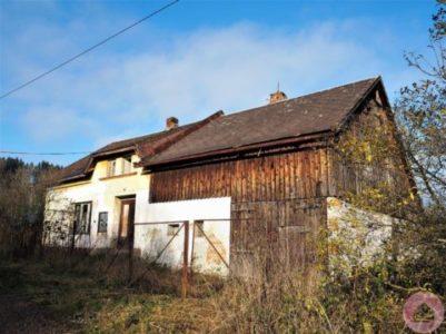 Prodej chalupy v obci Křenov, nedaleko Prkenného Dolu