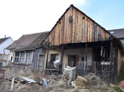 Prodej rodinného domu 98 m2, pozemek 193 m2, Újezd