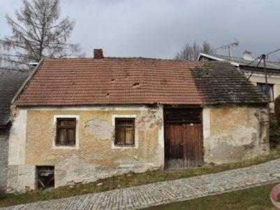 Prodej rodinného domu 96 m, pozemek 108 m, Načeradec