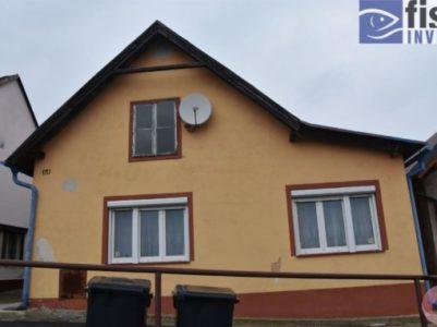 Prodej rodinného domu 79 m, pozemek 88 m, Polešovice